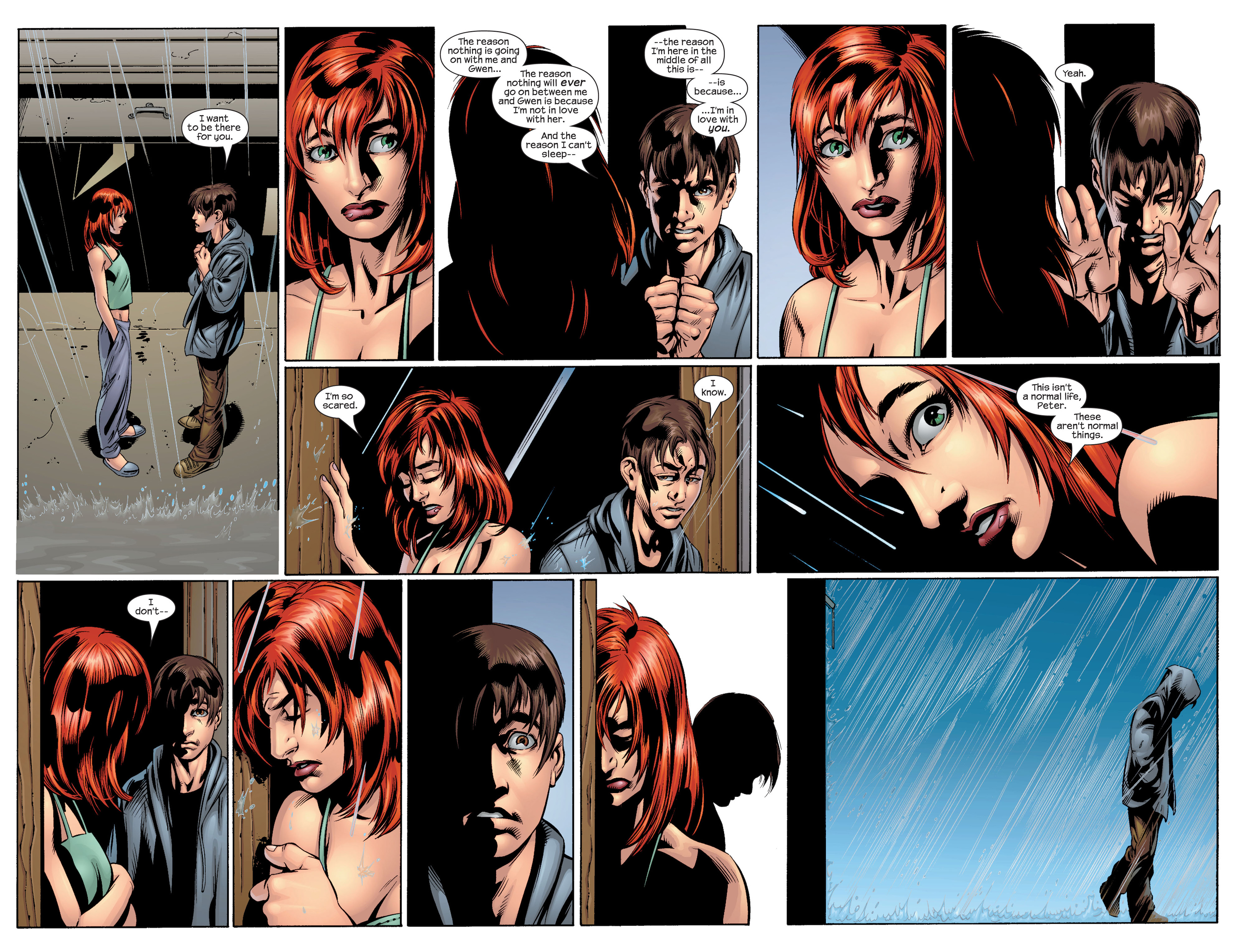 Read online Ultimate Spider-Man (2000) comic -  Issue #37 - 11
