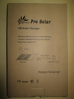 Solar Charger (Charger Tenaga Surya) Pro Solar