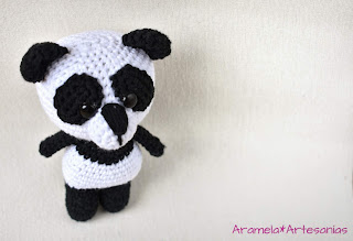 patron amigurumi gratis oso panda 5