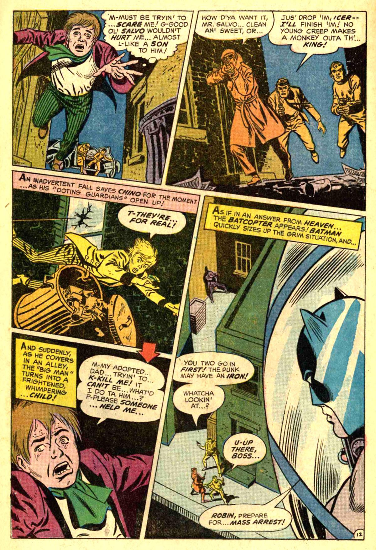 Detective Comics (1937) 379 Page 15