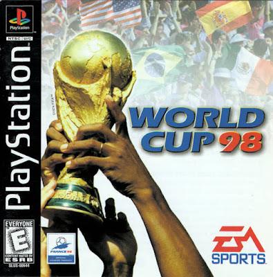 descargar world cup 98 playstation 1 por mega