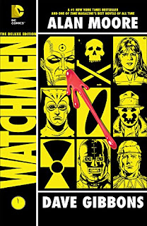 Watchmen Alan Moore Dave Gibbons