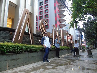 landmark hotel ashley jakarta