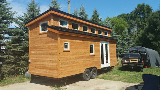 Cider Box Tiny House