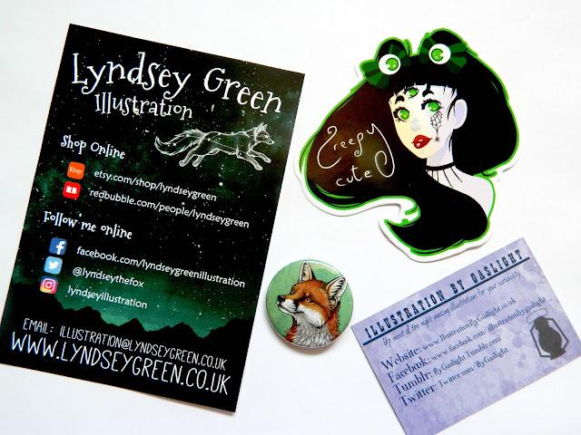 Lyndsey Green Illustrations, Illustrations By Gaslight,