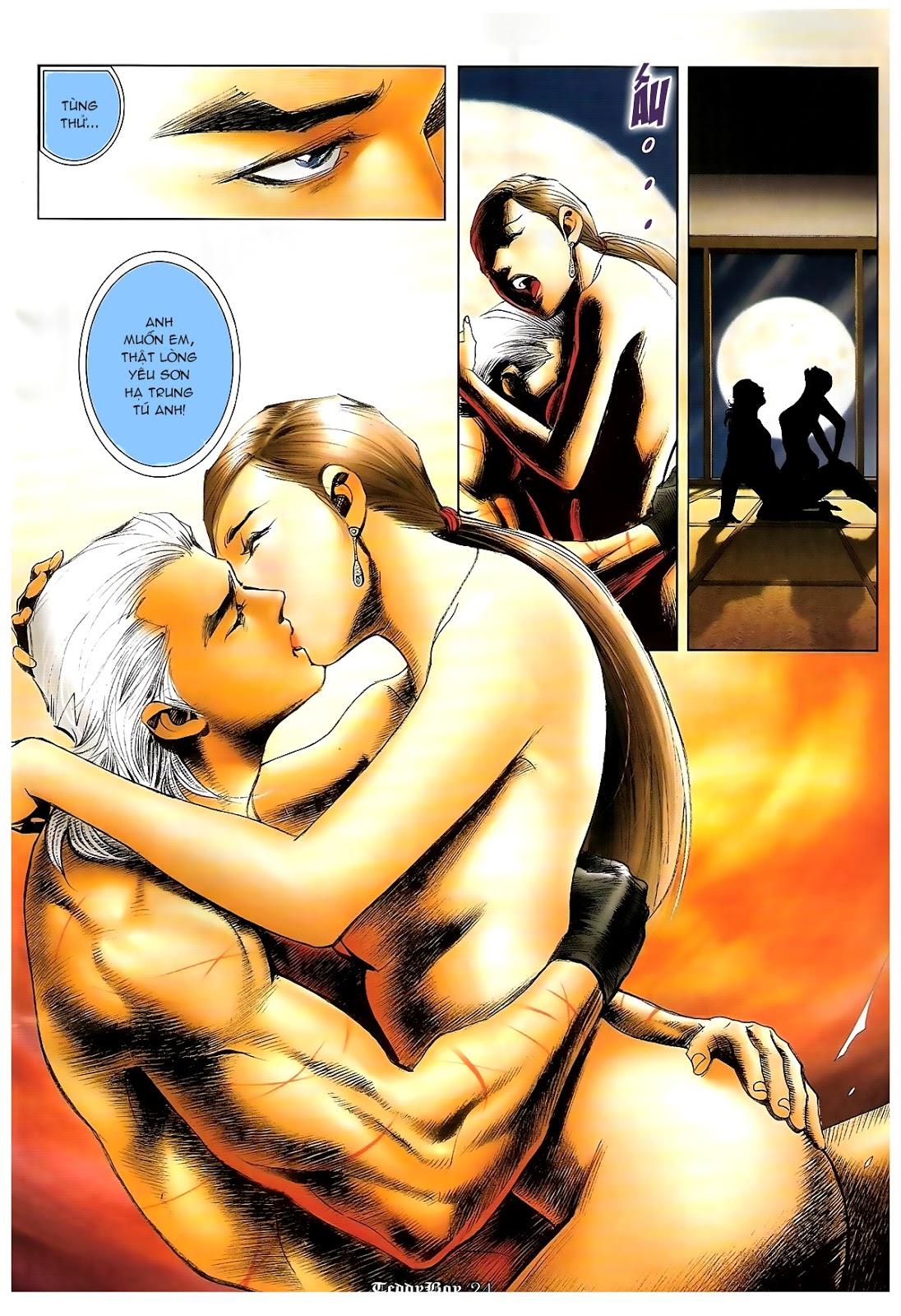 Người Trong Giang Hồ - Chapter 1216: Tráng Sĩ - Pic 19