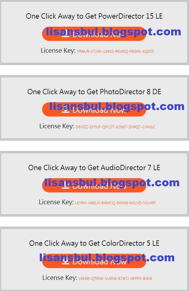 Cyberlink PowerDirector 9 install serial number
