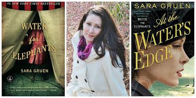 Sara Gruen author collage