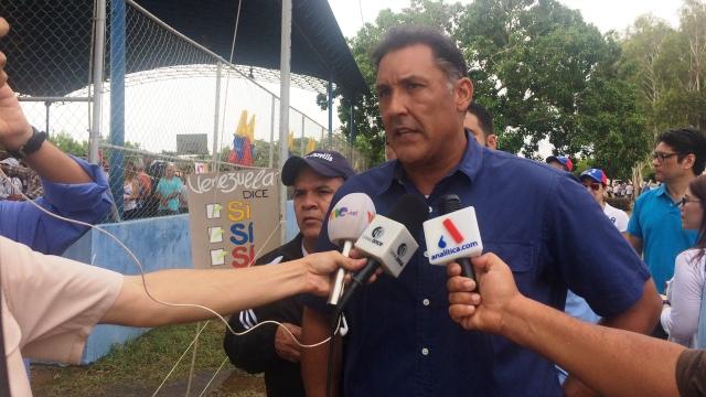 """Pablo Pérez: """"Arias Cárdenas trata de salvar su pellejo ante inminente caída del régimen"""""""
