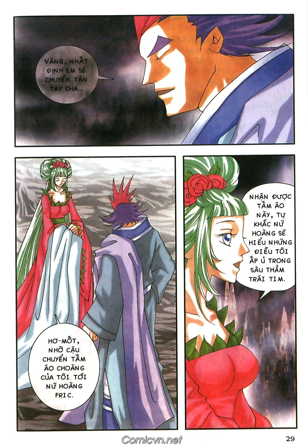 Thần thoại Bắc Âu - Chapter 46: Thần Dũng Cảm - Pic 30