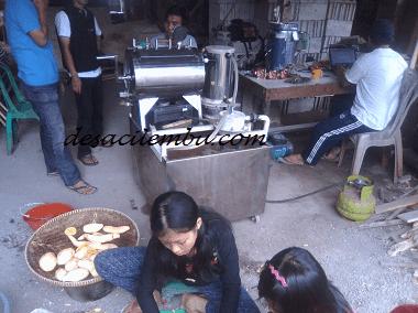 Cara Mengoperasikan Mesin Vacuum Frying