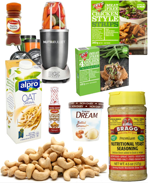 Veganuary: My Vegan Essentials