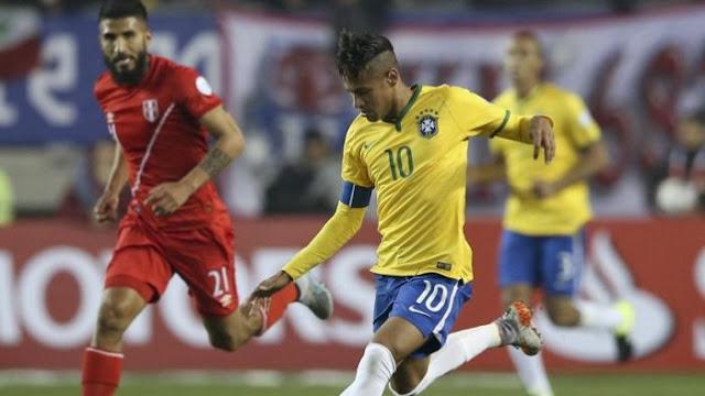 Brasil vs Peru en vivo Copa America Centenario