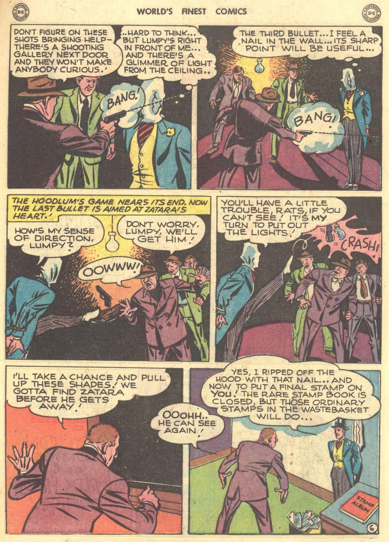 Read online World's Finest Comics comic -  Issue #28 - 48