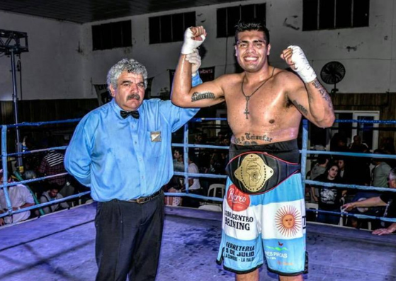 Chiquito campeón cordobés