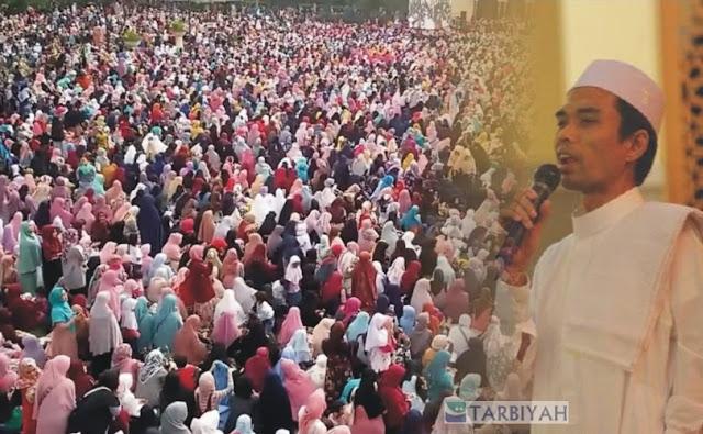 LSI: Ustaz Somad Ulama Paling Didengar Umat untuk Pilpres 2019