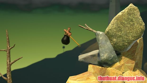 Game Getting Over It Full crack