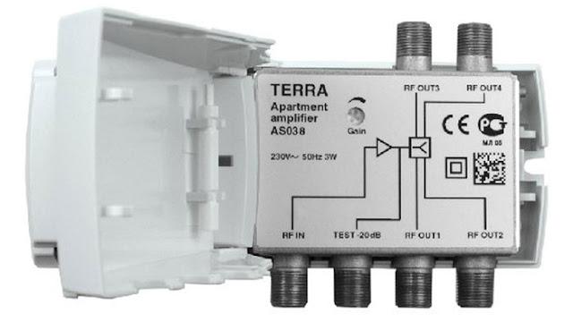 ¿Qué es y para qué sirve un Amplificador de Televisión  Características  Elementos de Telecomunicaciones
