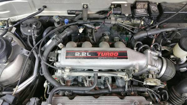 Craigslist ford probe turbo