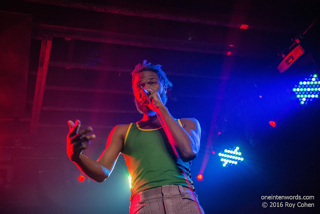 Rome Fortune at The Velvet Underground in Toronto, May 25 2016 Photo by Roy Cohen for One In Ten Words oneintenwords.com toronto indie alternative live music blog concert photography pictures