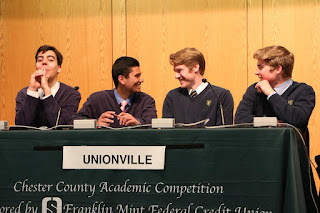 Academic Team Picture