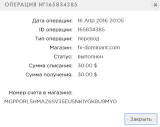 fx-dominant.com отзывы