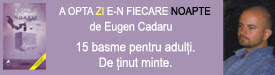 A opta zi e-n fiecare noapte - Eugen Cadaru