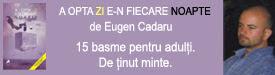A opta zi e-n fiecare noapte - Eugen Cadaru