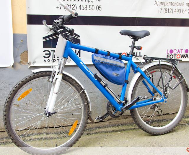 прокат велосипедов бесплатно в санкт-петербурге