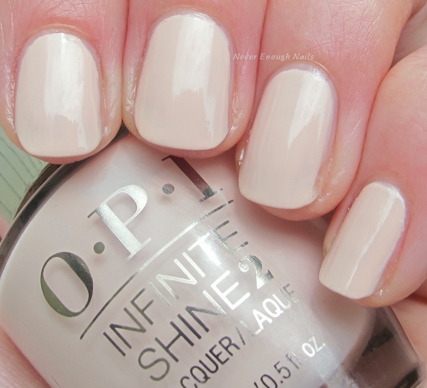 Never Enough Nails: OPI Infinite Shine Neutrals for Summer 2016 ...
