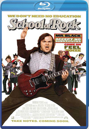 The School of Rock 2003 Hindi Dubbed Dual Audio BRRip 720p