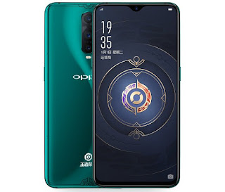 Apakah Oppo R17 Pro sudah ada NFC? Support sensor itu?