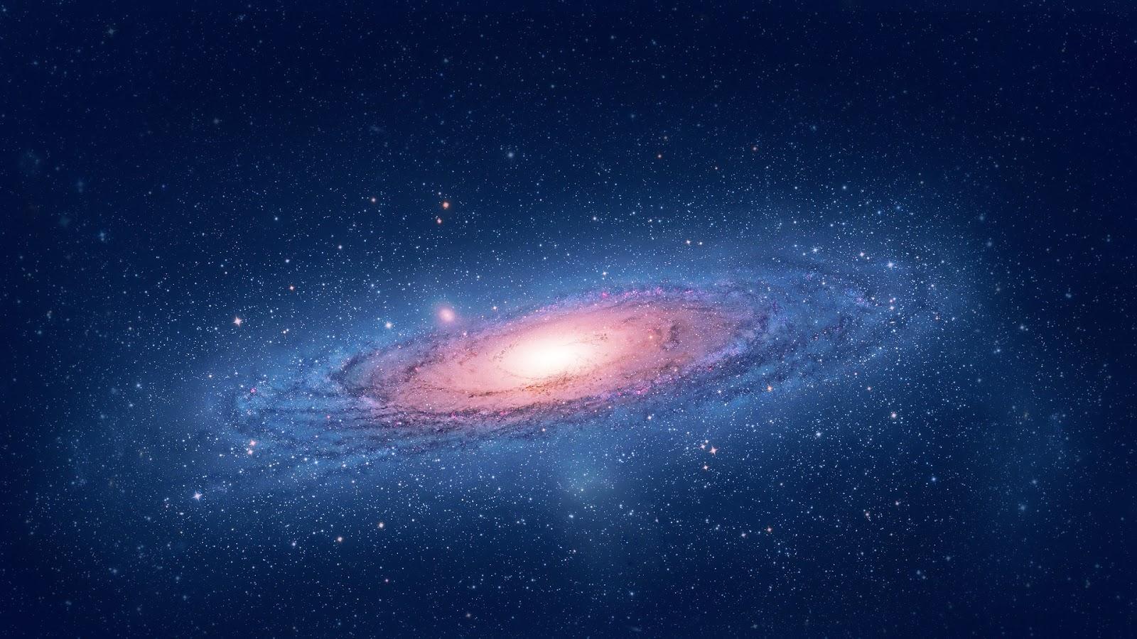Andromeda Galaxy - Wallpaper HD | Earth Blog