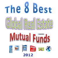 Best Global Real Estate Equity Mutual Funds 2012