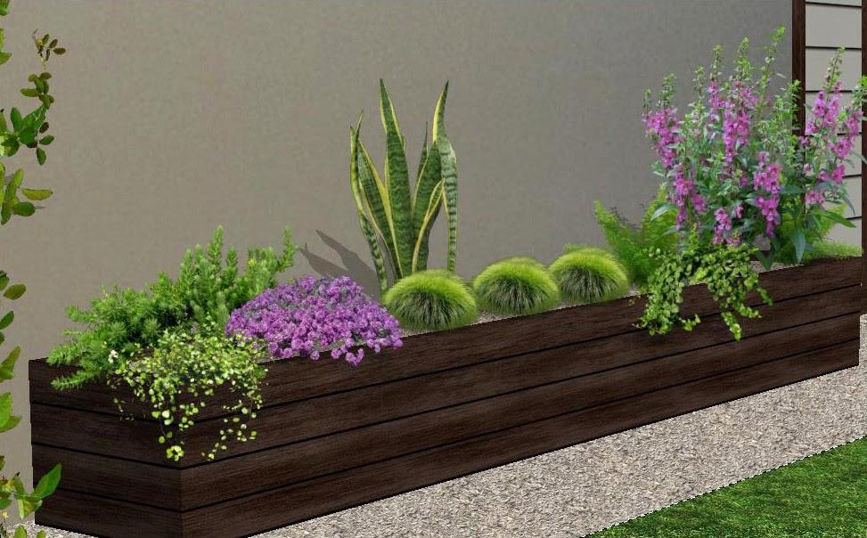 Dise os 2d de jardines fotos renders sobre varias for Diseno de jardines y exteriores 3d