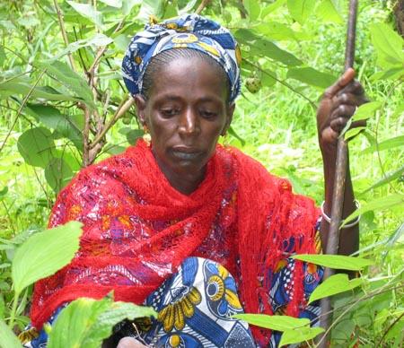 African herbalist