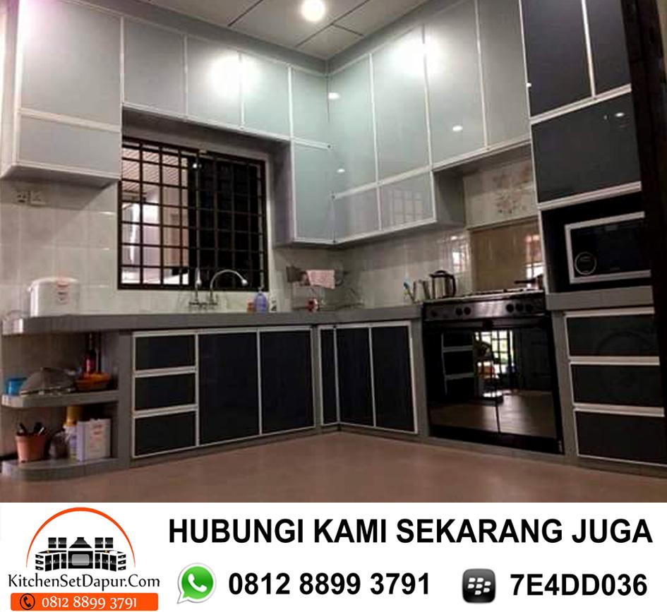 Modern Kitchen Aluminium Swing Kitchen