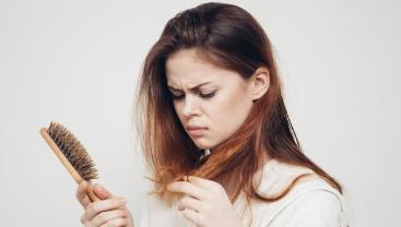 Rambut Rontok Akibat Diet yang Salah