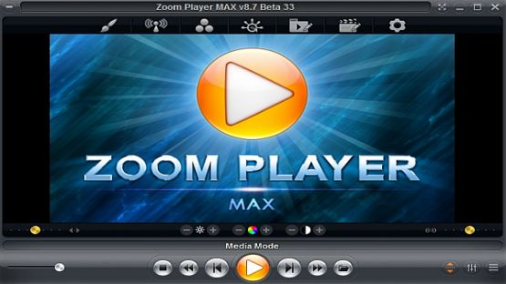 Zoom Player screenshot 2