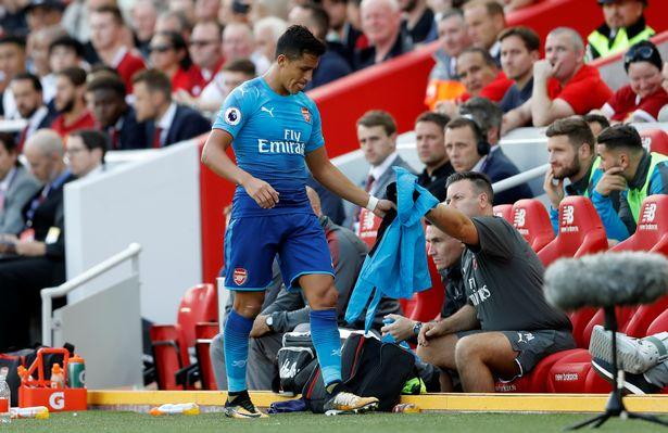 Sanchez nổi điên, thề không chơi cho Arsenal