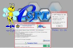 Download eSPT Masa PPh 21-26 Terbaru Tahun 2016 Versi 2.4