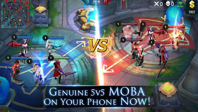 Mobile Legends Bang bang Premium MOD Full Update Terbaru APK v1.1.30.116