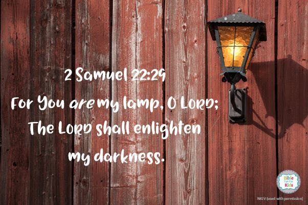 https://www.biblefunforkids.com/2019/10/You-are-my-lamp.html