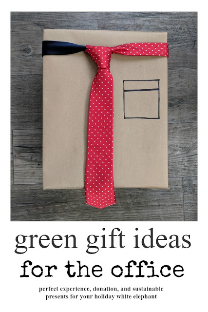 Fun and Eco-Friendly Gift Ideas for your Office Gift Exchange