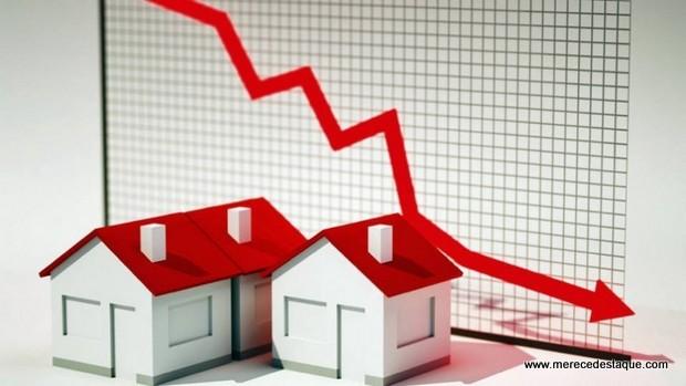 Piora no mercado de trabalho prejudica o setor imobiliário