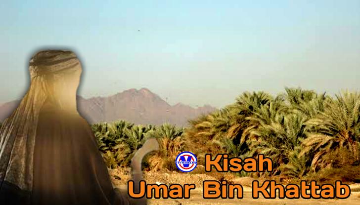 Kisah Umar Bin Khatab Lupa Shalat Berjamaah