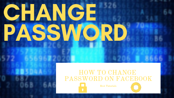 Facebook Change Password<br/>