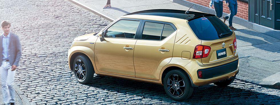 Leopauls Blog Suzuki Ignis FF21S