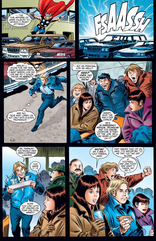 Thor (1998) Issue #9 #10 - English 11