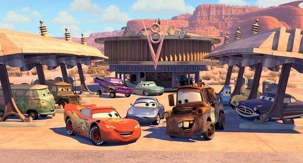 cars movie film